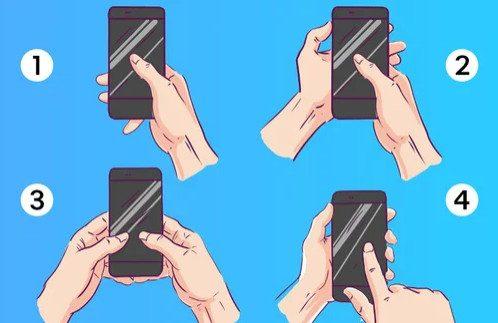 Что может сказать о вас привычка держать телефон