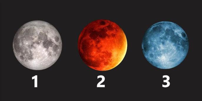 Выберите Луну и получите свой полезный совет