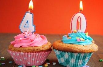 40-й день рождения