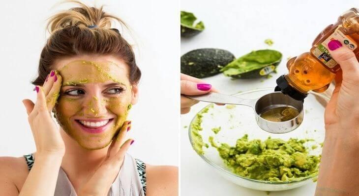 маски для ухода за кожей лица