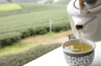 полезый вид чая